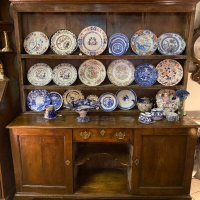18c Oak Dresser