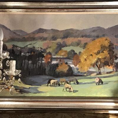 Original Oil Painting by Pierre Luigi Buffoni