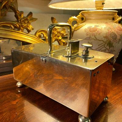 Brass Tobacco Dispenser (Very Rare)