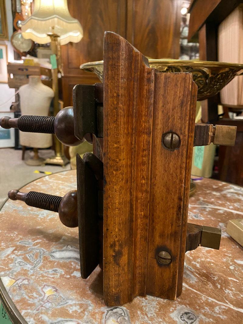 Antique Screw Stem Plough Plane