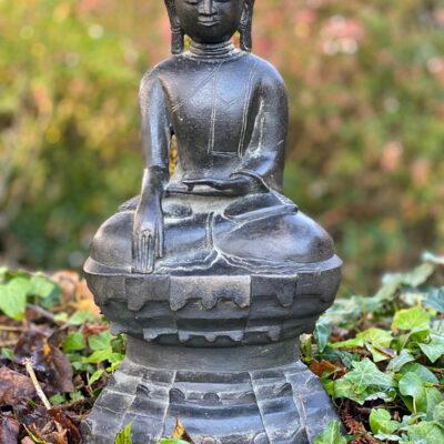 17th Century Bronze Buddha