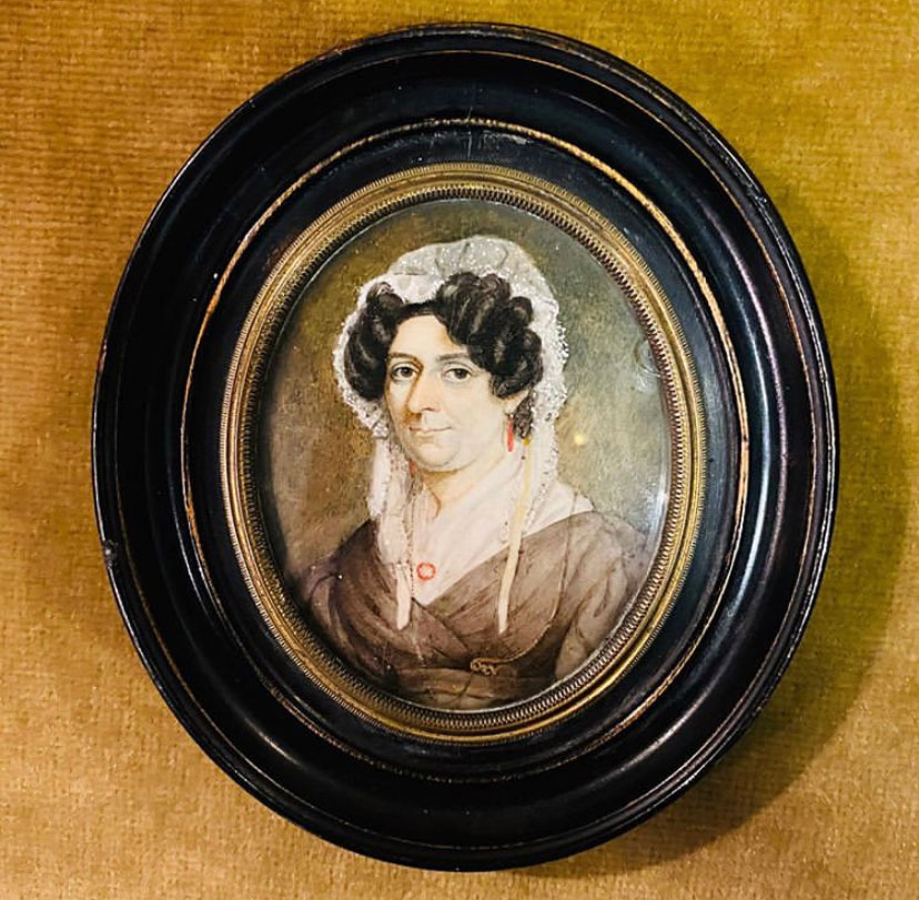 Continental Miniature Painting 1830