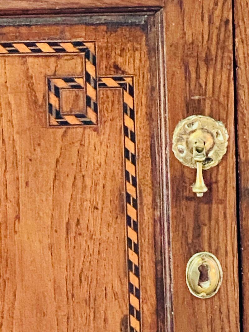 Georgian Elm Dresser Base