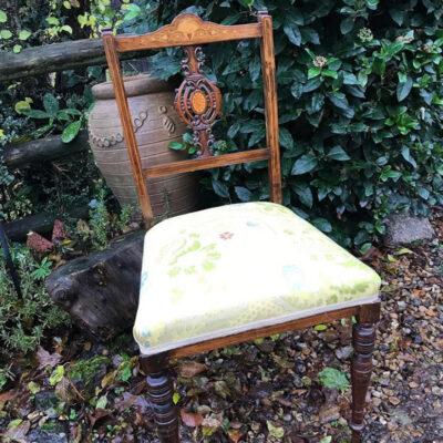 Edwardian Salon Chair